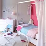 decoration chambre de fillette