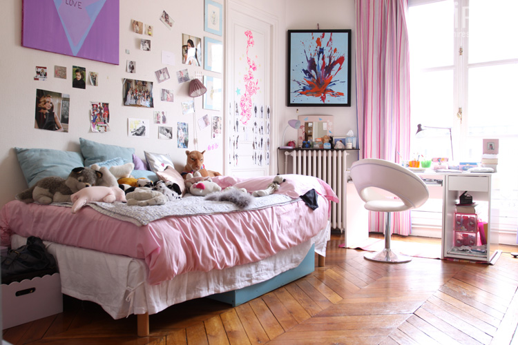 decoration chambre fille 12 ans visuel 1. Black Bedroom Furniture Sets. Home Design Ideas