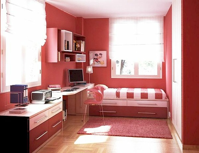 Decoration Chambre Fille Simple