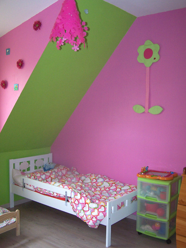 decoration chambre fille 5 ans - visuel #6