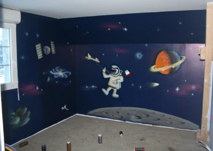 decoration chambre garcon espace  visuel #9