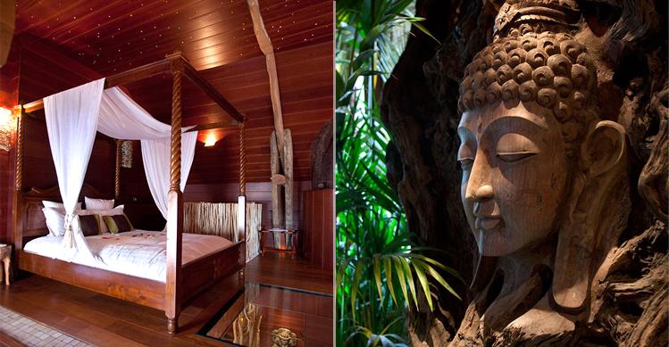 Decoration chambre indonesienne visuel 2 - Decoration chambre style afrique ...
