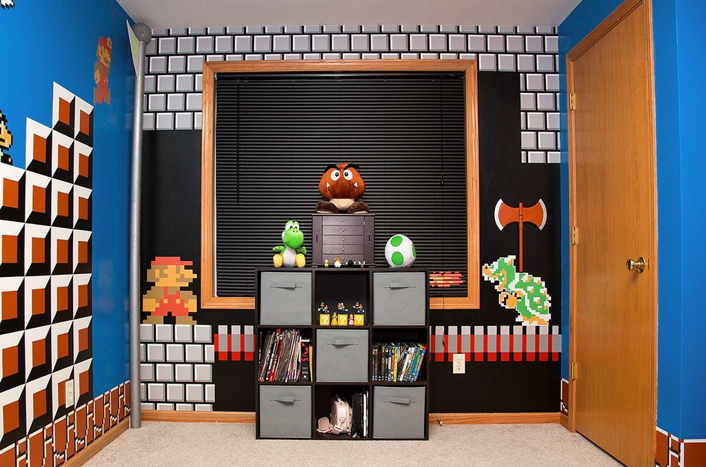Decoration Chambre Jeux - Visuel #6