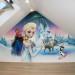 decoration chambre la reine des neiges