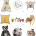decoration chambre ours polaire