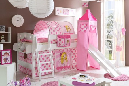 decoration chambre petite fille 6 ans visuel 3. Black Bedroom Furniture Sets. Home Design Ideas