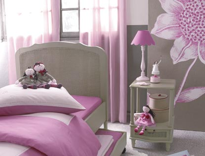 decoration chambre petite fille 6 ans visuel 4. Black Bedroom Furniture Sets. Home Design Ideas