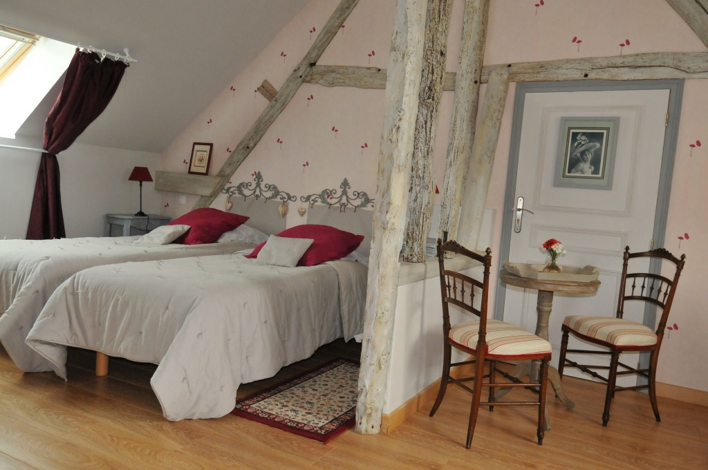 decoration chambres d hotes - visuel #5