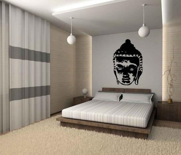 decoration de chambre zen