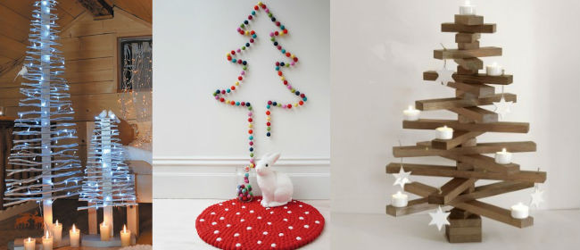 Decoration de noel a faire soi meme sapin visuel 4 - Decoration de table pour noel a faire soi meme ...