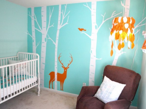 decoration murale pour chambre garcon