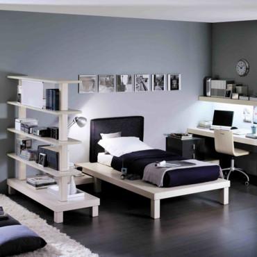 decoration pour chambre ado garcon visuel 1. Black Bedroom Furniture Sets. Home Design Ideas