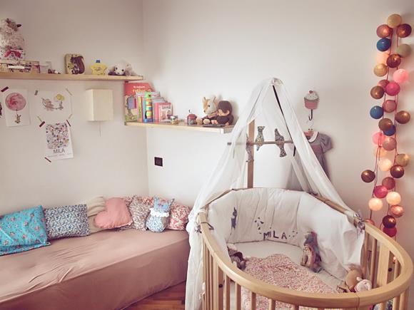 Beautiful Chambre Original Bebe Fille Images - lalawgroup.us ...