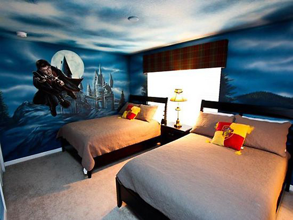 Decoration pour chambre harry potter - Deco chambre harry potter ...