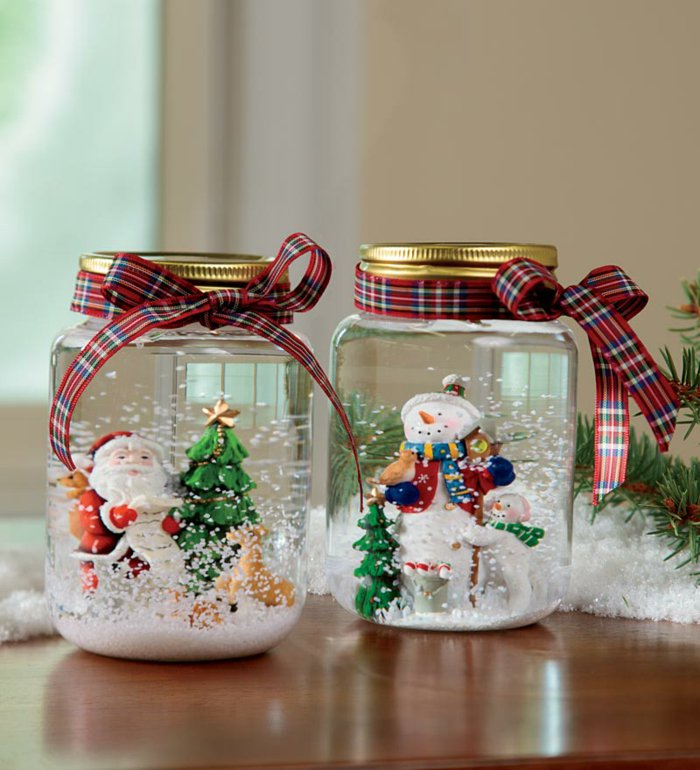 Faire decoration noel maison visuel 6 - Decor de noel a faire ...
