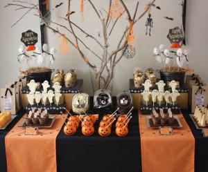 faire decoration pour halloween