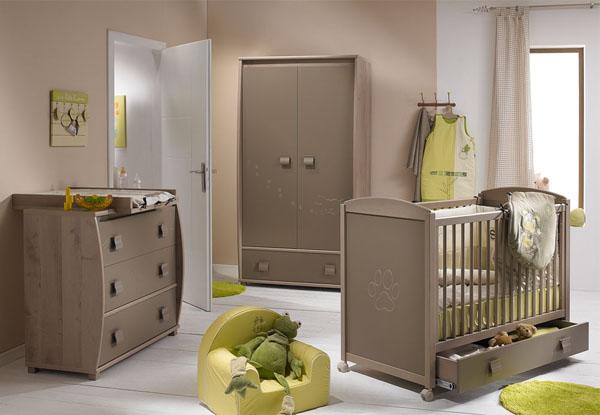 faire une chambre de bebe dans un petit espace - visuel #6