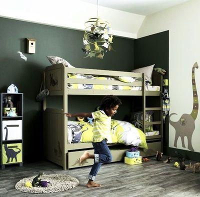 idee chambre garcon 9 ans - visuel #8