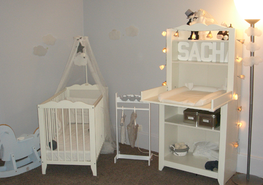 Idee deco chambre bebe ikea visuel 6 for Decoration chambre real madrid
