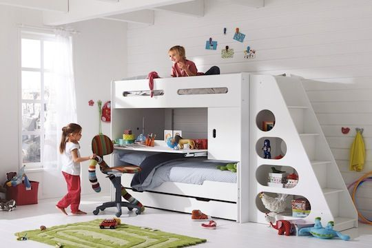 idee deco chambre fille 2 ans - Chambre Garcon 2 Ans