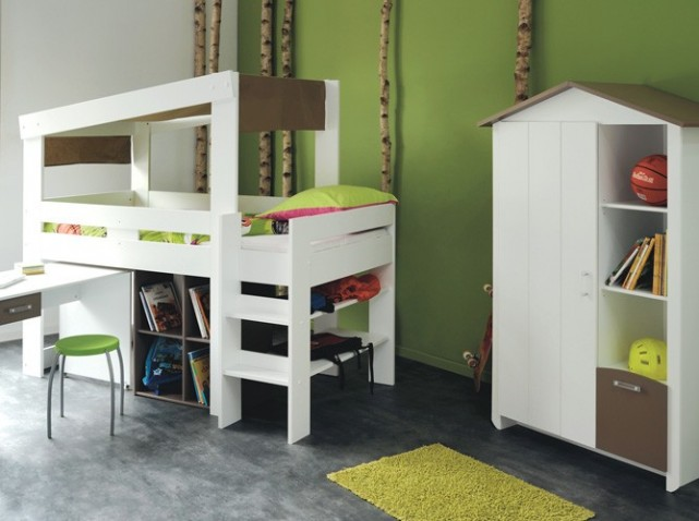 Awesome Deco Chambre Fille 3 Ans Images - Antoniogarcia.info ...