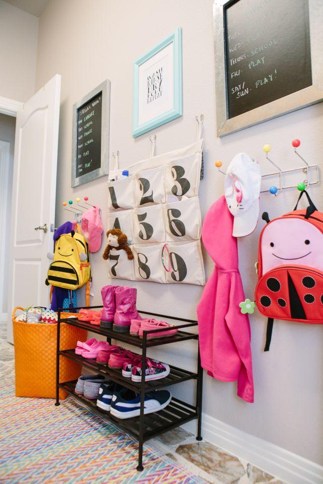 Idees rangement chambre fille visuel 6 - Casier rangement chambre fille ...