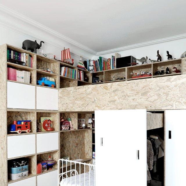 dressing pour petite chambre trendy id es de dressing. Black Bedroom Furniture Sets. Home Design Ideas