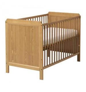 lit bebe barreaux ikea visuel 4. Black Bedroom Furniture Sets. Home Design Ideas