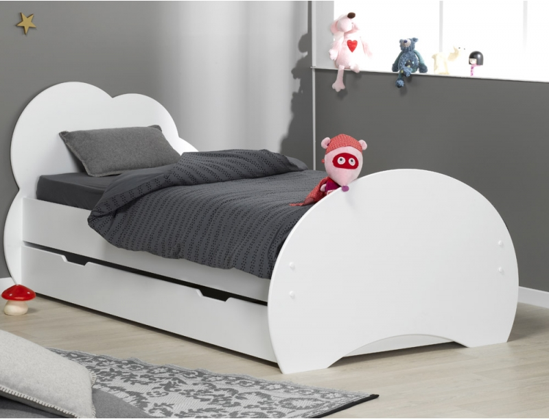 lit junior avec tiroir matelas visuel 7. Black Bedroom Furniture Sets. Home Design Ideas
