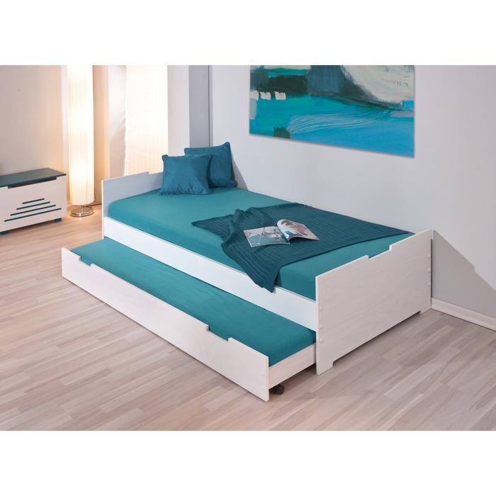 lit junior avec tiroir matelas visuel 1. Black Bedroom Furniture Sets. Home Design Ideas