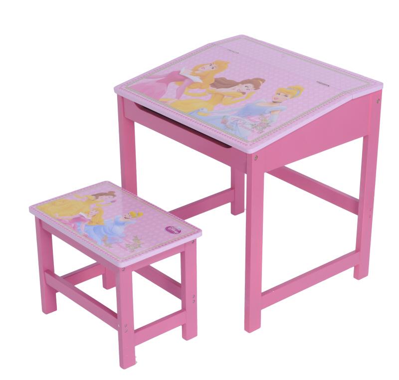 bureau enfant princesse. Black Bedroom Furniture Sets. Home Design Ideas