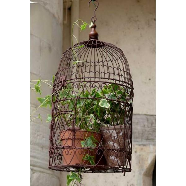 Cage oiseaux en deco for Cage a oiseaux deco