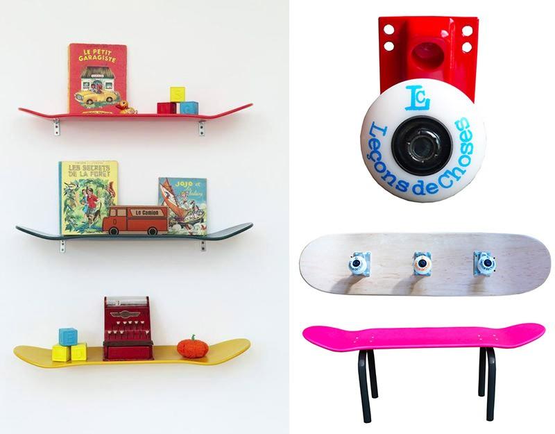 Chambre Deco Skate ~ Idées de Décoration et de Mobilier