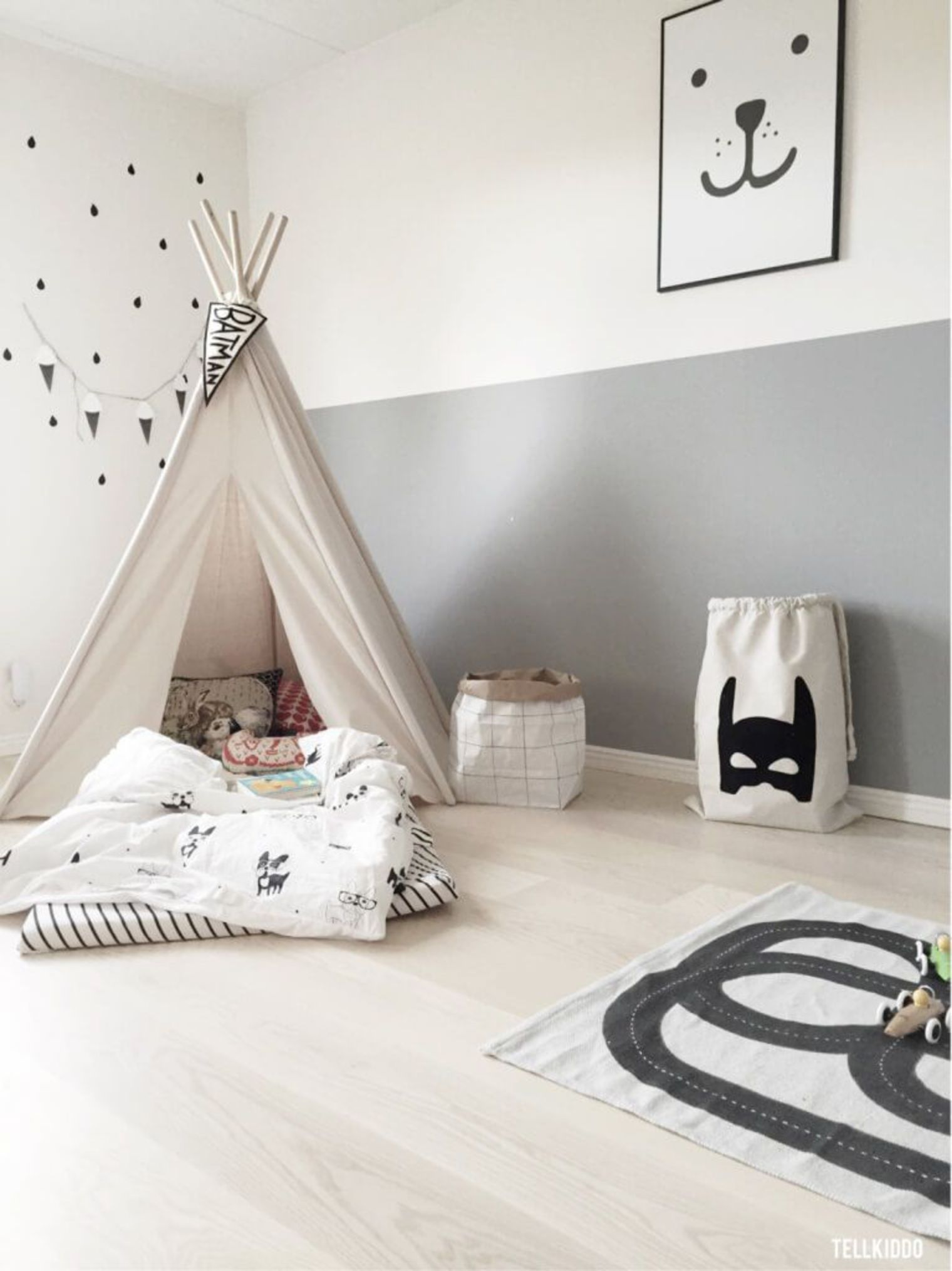 comment faire decoration chambre bebe
