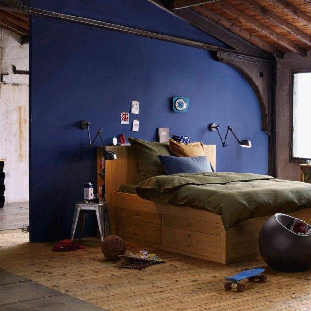 deco chambre ado loft - visuel #9