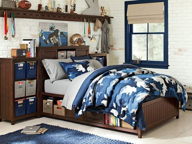 deco chambre ado militaire visuel 7. Black Bedroom Furniture Sets. Home Design Ideas