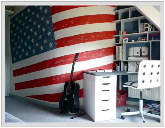 Idee deco chambre ado americaine for Idee deco usa