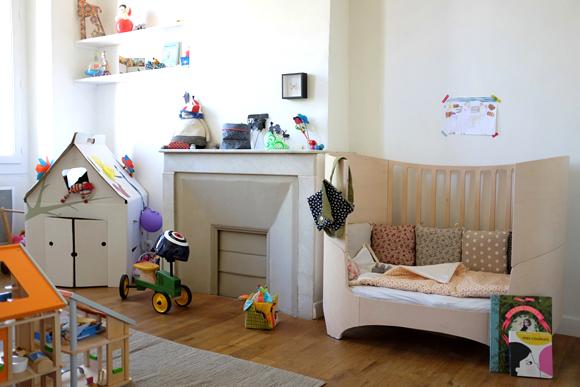 Deco chambre de fille 5 ans visuel 7 - Chambre fille 7 ans ...
