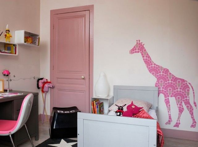 Awesome Deco Chambre De Petite Fille Simple Photos - Design Trends ...