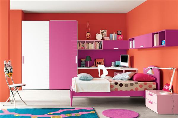 deco chambre de petite fille simple - visuel #7