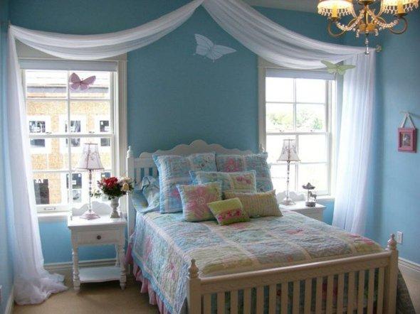 deco chambre de petite fille simple - visuel #9