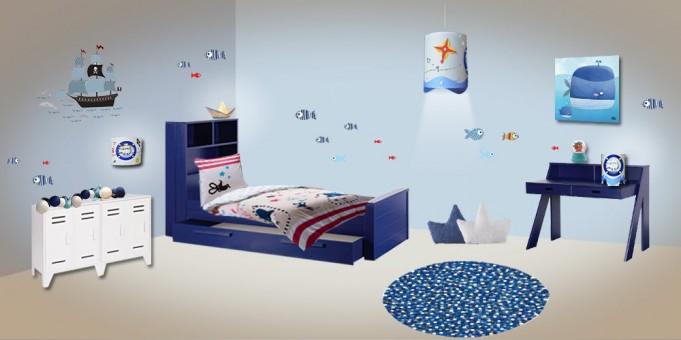 Deco chambre garcon theme visuel 4 - Theme chambre garcon ...