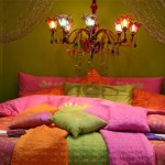 deco chambre style indien
