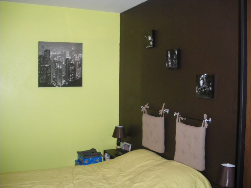 Best Decorer Chambre Adulte Vert Anis Contemporary