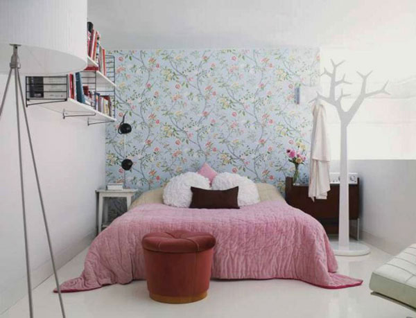Awesome papier peint chambre adulte moderne photos amazing house