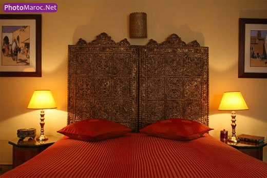 deco de chambre marocaine. Black Bedroom Furniture Sets. Home Design Ideas