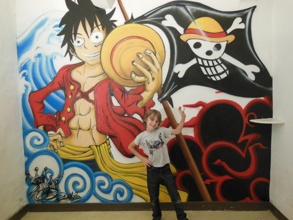 D Coration Chambre One Piece
