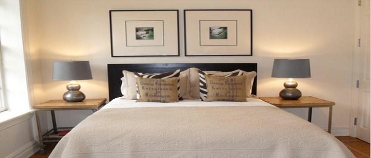 Decoration chambre a coucher petite surface visuel 8 for Chambre bebe petite surface