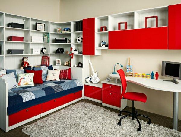 decoration chambre ado moderne