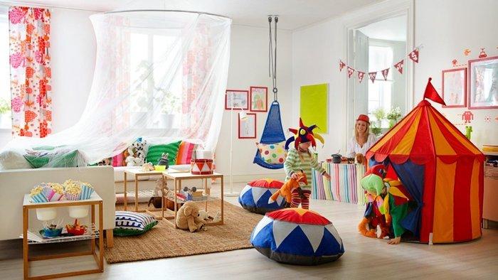decoration chambre bebe cirque  visuel #6